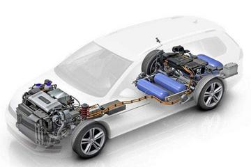 大众电动车电池组保持高效充电,16万公里仍可保持70%电容量