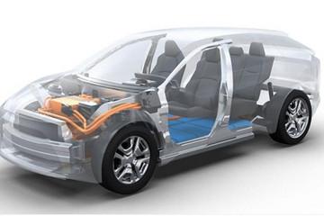 丰田斯巴鲁将联合研发电动中型/大型SUV