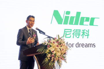 日本电产集团:以中国速度抢占中国市场