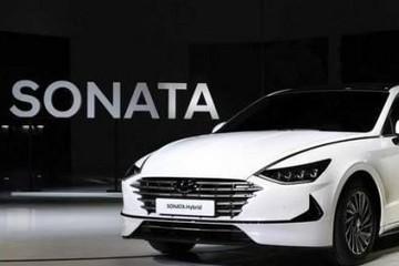 太阳能汽车充电技术可行!2020款现代索纳塔混动版正式上市