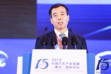 北汽集团张夕勇:中国汽车企业进入增长的波动期,调整之下风险加大
