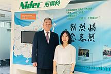 专访日本电产甲斐照幸:用中国速度、中国价格抢中国市场