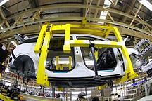乘用车2月产量:整体下滑77.8%,仅特斯拉一款车型产量破千