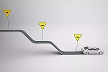 主力車企3月下滑幅度排行