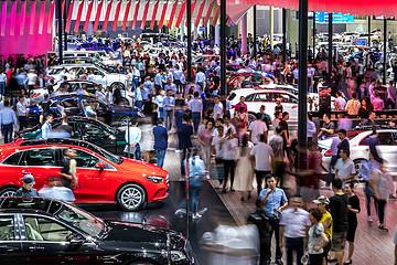 """鸣响国内四大A级车展""""第一枪"""",2020成都国际汽车展览会""""汽""""宇不凡"""