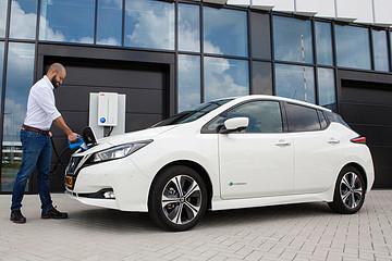ABB智能充电技术助力电动汽车向电网馈电