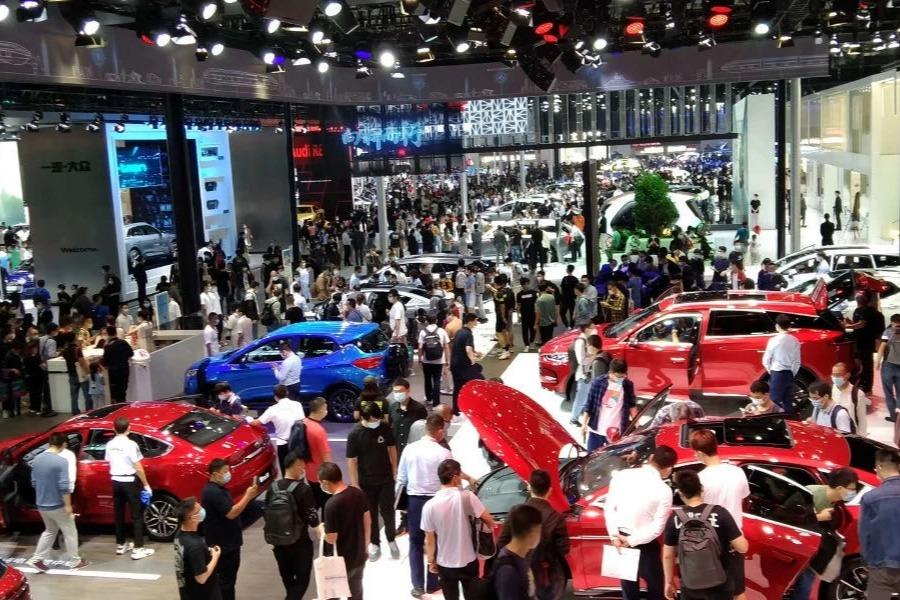 一电调查 | 北京车展最受关注的品牌和车型,你猜对了吗?