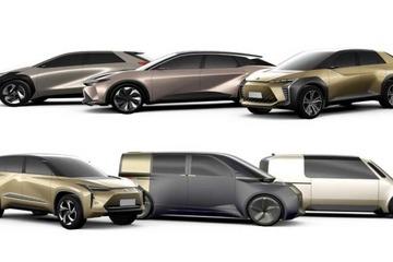 丰田计划今年在美国推出三款电气化产品