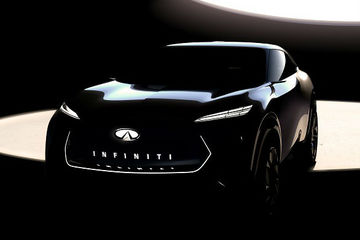 英菲尼迪将于北美车展发布全新EV电动车平台