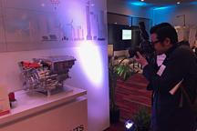 巨一动力iEDS集成式电驱动亮相美国CES展