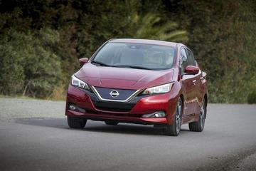 雷诺日产联盟称雄欧电动车市场 上半年销量增5.1%