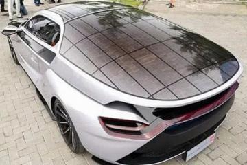 随时充电或不是难题 薄膜太阳能车顶告别充电桩