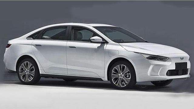 中国版Model 3,吉利科技、前卫的纯电动轿车GE11