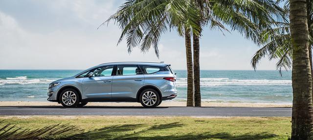二孩家庭的最佳购车选择,吉利嘉际MPV正式预售