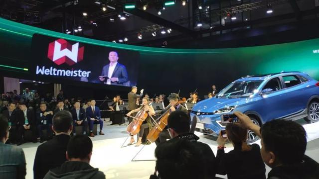 新车型层出不穷,这个车企却发布了造车新势力的首个改款车型