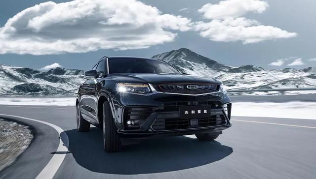 吉利将带领中国汽车走出寒冬?