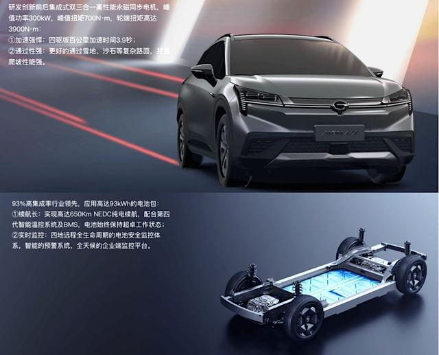 试驾广汽新能源Aion LX,中国顶级电动SUV应该有的样子