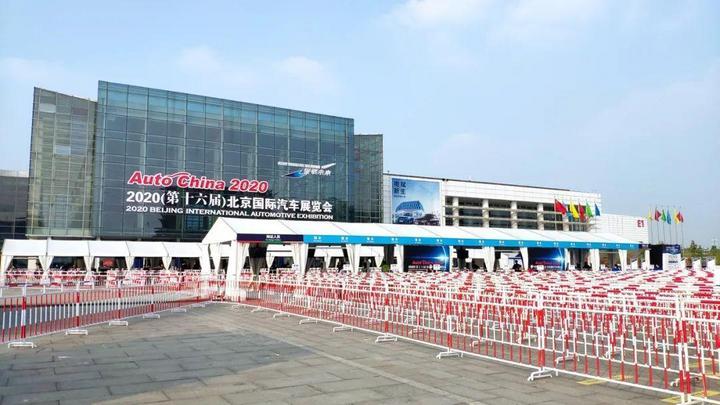 北京车展第一天,戴着口罩,看那些看过的车