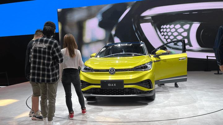 广州车展正式开幕,我们看到2021年车市弥漫的硝烟