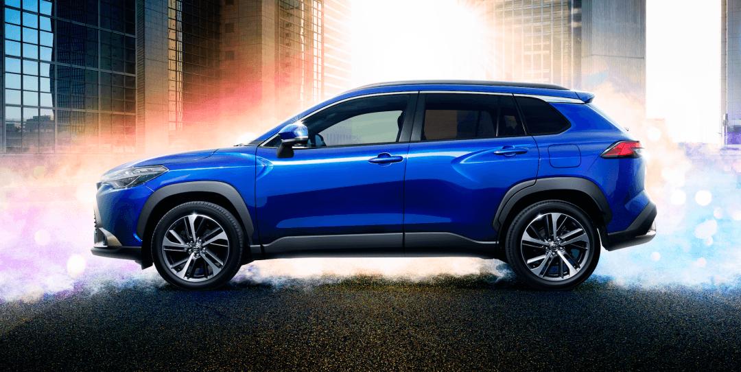 2022年冲击200万辆,丰田就靠这辆全新SUV
