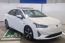 电动化提速,广汽丰田首款纯电动轿车iA5即将发布