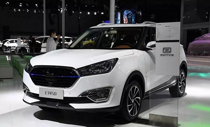 到2020年,中国众泰汽车将推出至