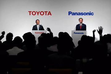 松下和丰田宣布计划成立一家合资企业生产汽车棱柱形电池