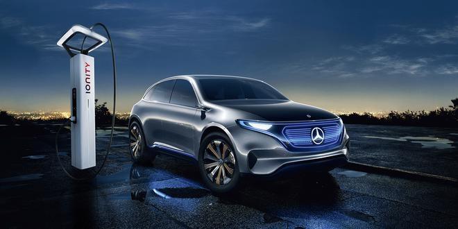 奔驰斥巨资采购动力电池  2020年将成为电动车的拐点?