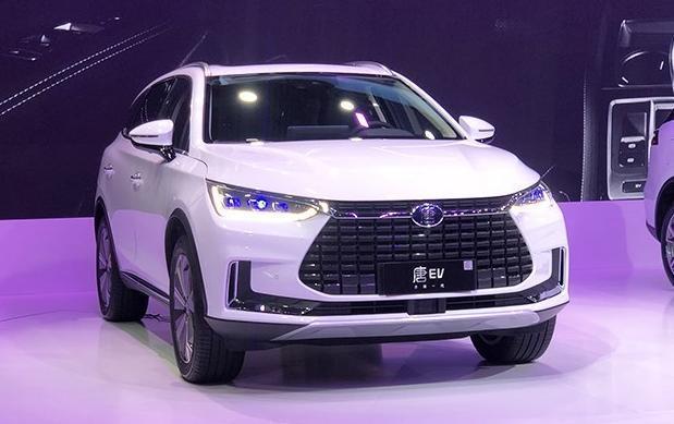广州车展那些已经露出真实面貌的新能源车,续航一个比一个高!