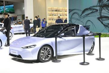 """上海车展,一场来自造车新势力们的""""冰与火之歌"""""""