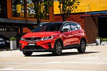 吉利汽车11月销量出炉,新能源产品销量破万,环比增30.5%
