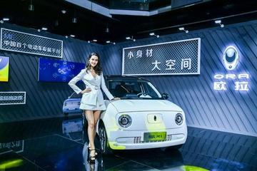售价5.98万-7.78万元,欧拉R1将引领精品电动小车市场