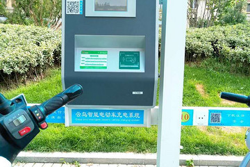 2019年广州小区充电桩保有量5万个,充电服务达80万千瓦