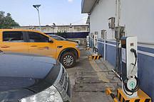 简述电动汽车充电桩的工作原理