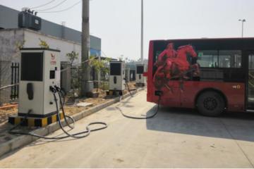 上海发布电动汽车充(换)电站补贴标准:支持充电桩示范小区建设