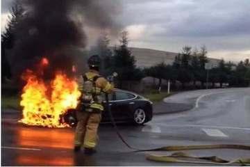 质检总局:今年新能源汽车起火事件40余起 将加强召回监管