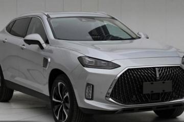 WEY推全新轿跑SUV 搭2.0T插混动力广州车展首秀