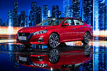 第七代天籁ALTIMA广州车展首秀 打造中高级轿车典范
