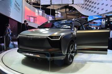 爱驰首款车型爱驰U5量产车 将于11月29日首发
