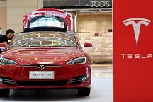 Tesla市值超过600亿美元,首次超过BMW