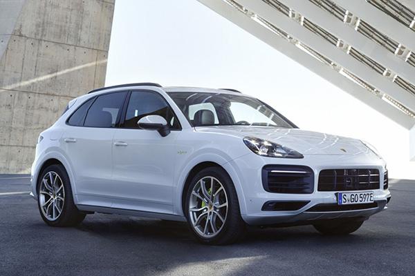 【新车上市】售价94.8万元,保时捷Cayenne E-Hybrid广州车展中国首秀