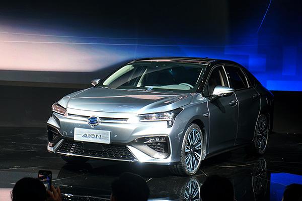 【新车驾到】NEDC续航超500km,广汽新能源AION.S广州车展全球首发