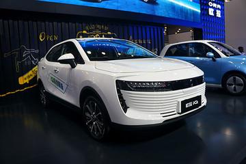 【新车上市】欧拉iQ高续航版广州车展上市 补贴后售9.28-10.88万元