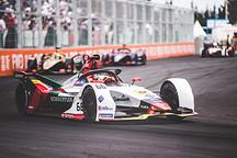 与积分榜首差距仅有1分!Formula E三亚鏖战,奥迪车队发挥稳定