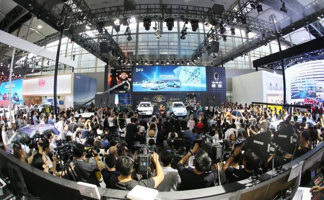 ME平台初显威力:欧拉R1抢镜广州车展