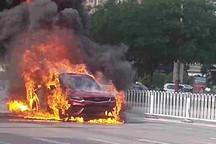前有特斯拉、蔚来自燃,今有星越起火,汽车自燃何时休?