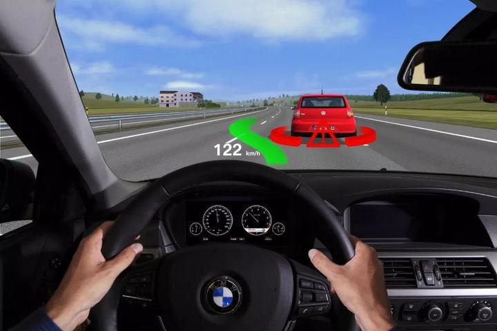 AR技术,会带来车载导航的革命吗?