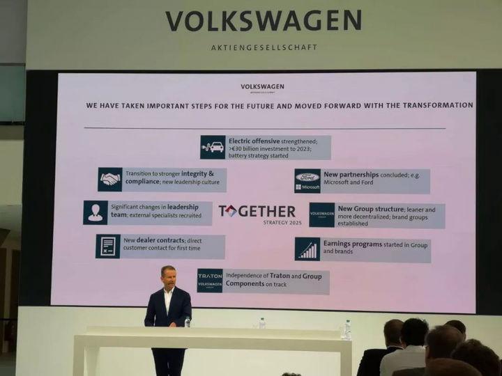 德国汽车电动化