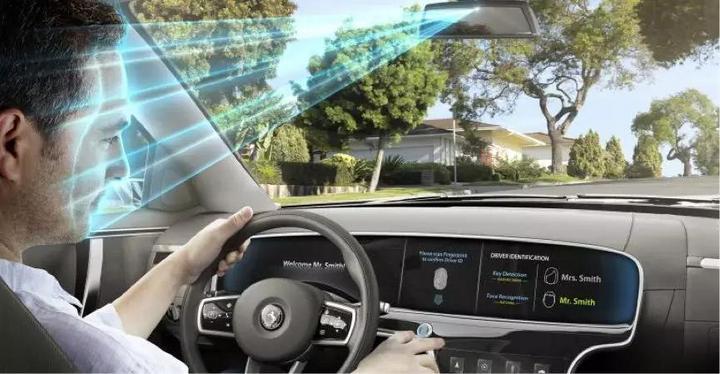 想象汽车生物识别的未来