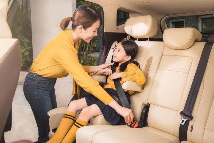用黑科技守卫儿童乘车安全,它开了行业先河